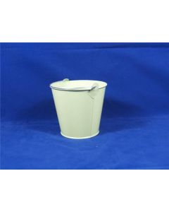 Oasis 12cm Round Bucket With Handle Mint Green (2944)