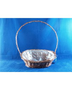 5 Display Stained Wilow Basket (3254)