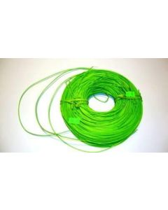 100g Florist Rattan Twigs YellowGreen (314)