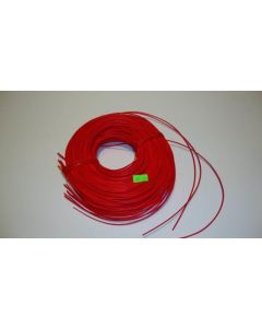 100g Florist Rattan Twigs Red (315)