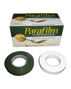 1 Roll Oasis Parafilm Tape  White 13mm x 22m (2975)